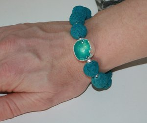 Drakägg armband