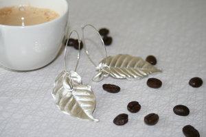 Kaffesugen örhängen